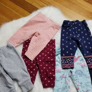 Bottoms - Bundle lot 3 month baby girl pants